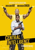 Cover zu Central Intelligence (Central Intelligence)