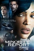 Cover zu Minority Report (Minority Report)
