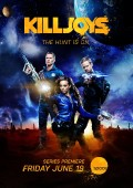 Cover zu Killjoys (Killjoys)