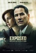 Cover zu Exposed - Blutige Offenbarung (Exposed)