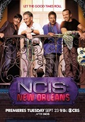 Cover zu NCIS: New Orleans (NCIS: New Orleans)