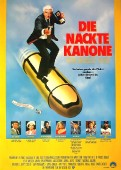 Cover zu Die Nackte Kanone (The Naked Gun: From the Files of Police Squad!)