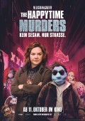 Cover zu The Happytime Murders (The Happytime Murders)