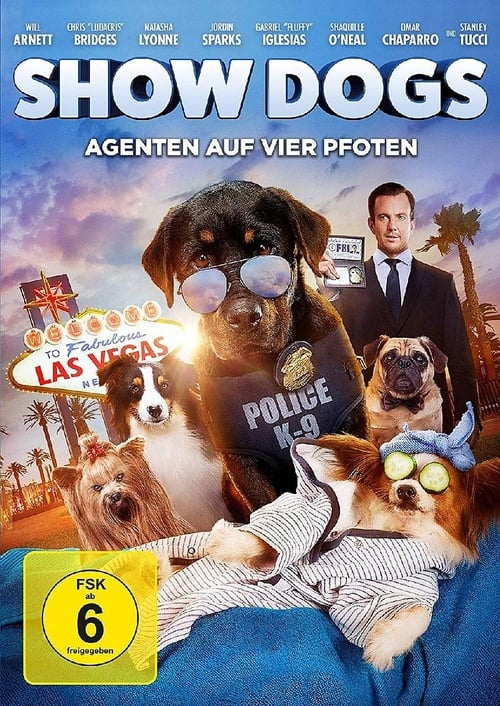 Cover zu Show Dogs (Show Dogs)