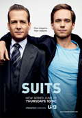 Cover zu Suits (Suits)