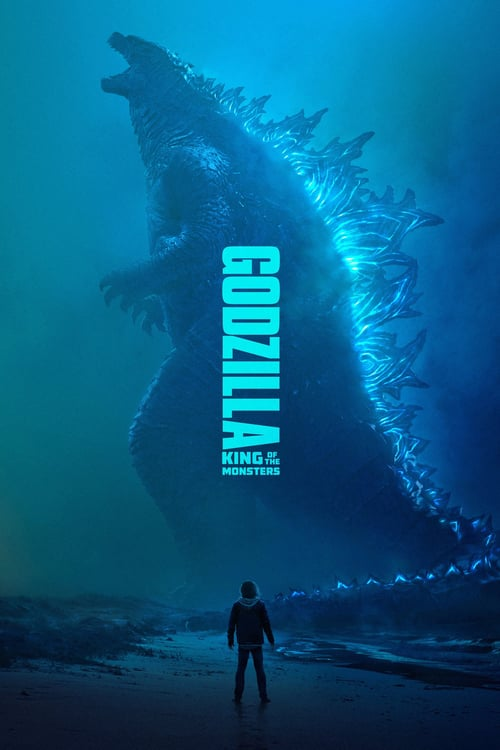 Cover zu Godzilla II: King of the Monsters (Godzilla 2: King of the Monsters)