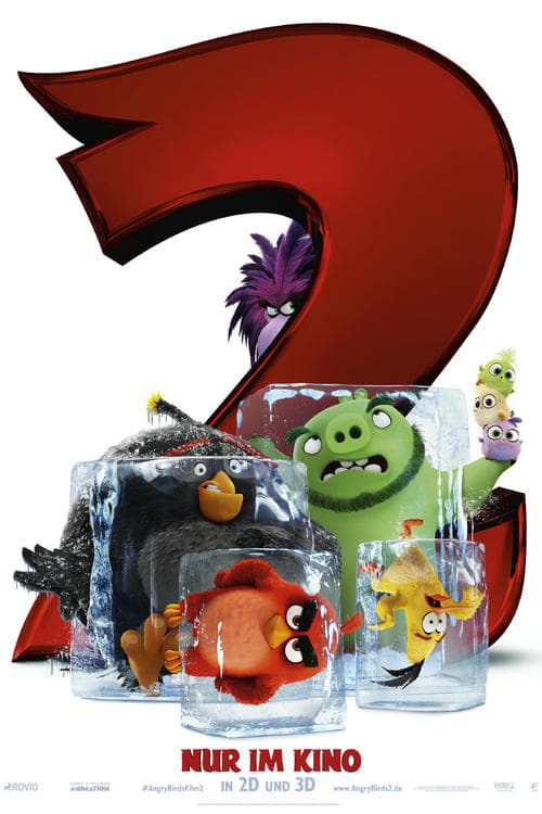 Cover zu Angry Birds 2 (The Angry Birds Movie 2)