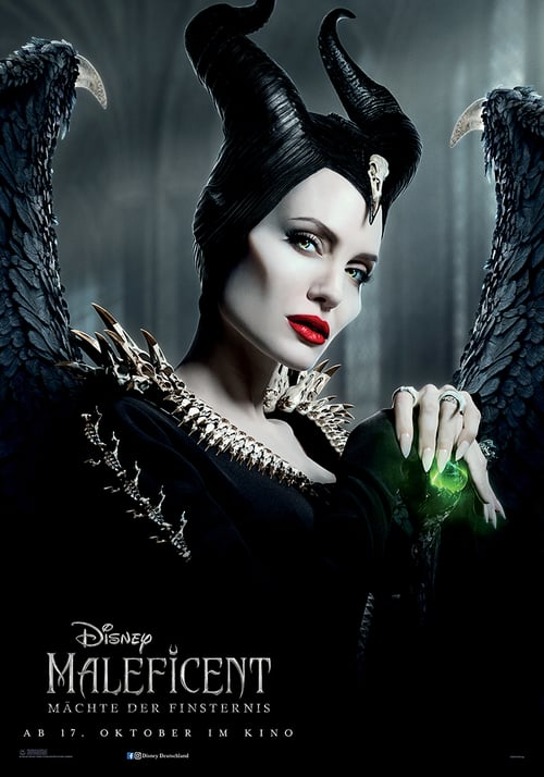 Cover zu Maleficent 2: Mächte der Finsternis (Maleficent: Mistress of Evil)