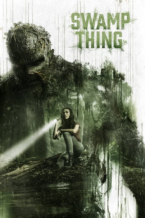 Cover zu Swamp Thing (Swamp Thing)