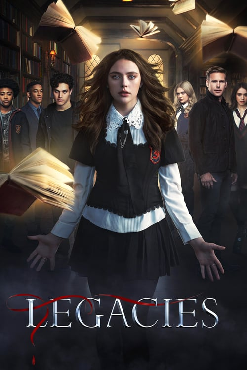 Cover zu Legacies (Legacies)