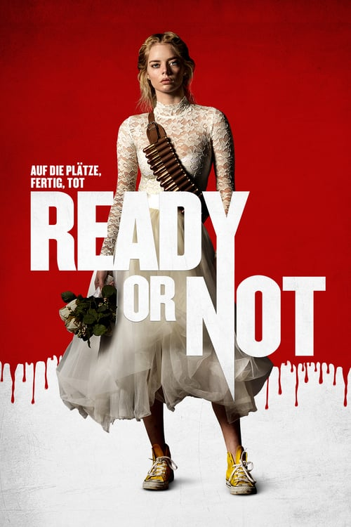 Cover zu Ready or Not – Auf die Plätze, fertig, tot (Ready or Not)