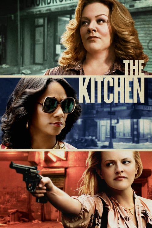 Cover zu The Kitchen: Queens of Crime (The Kitchen)