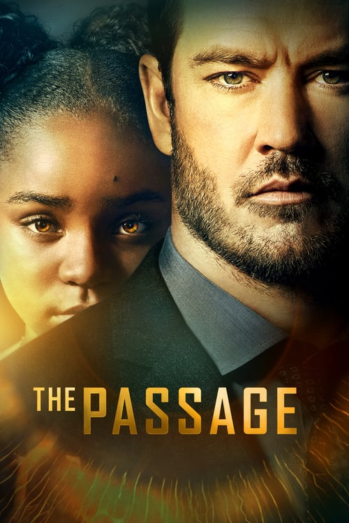 Cover zu The Passage (The Passage)