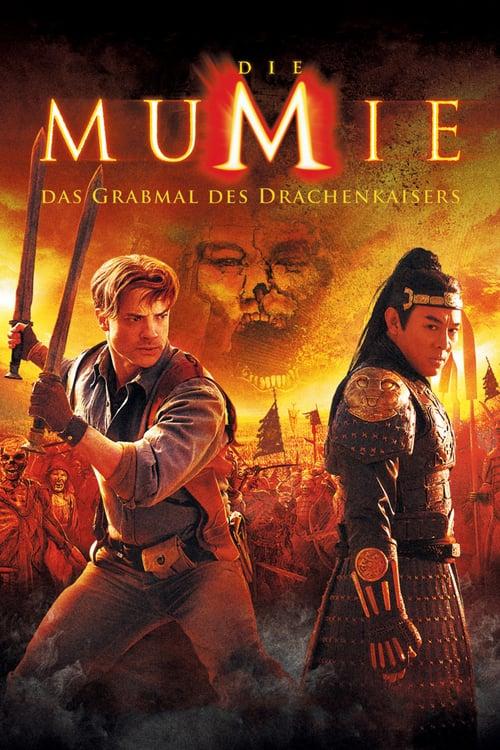 Die Mumie Das Grabmal Des Drachenkaisers Stream