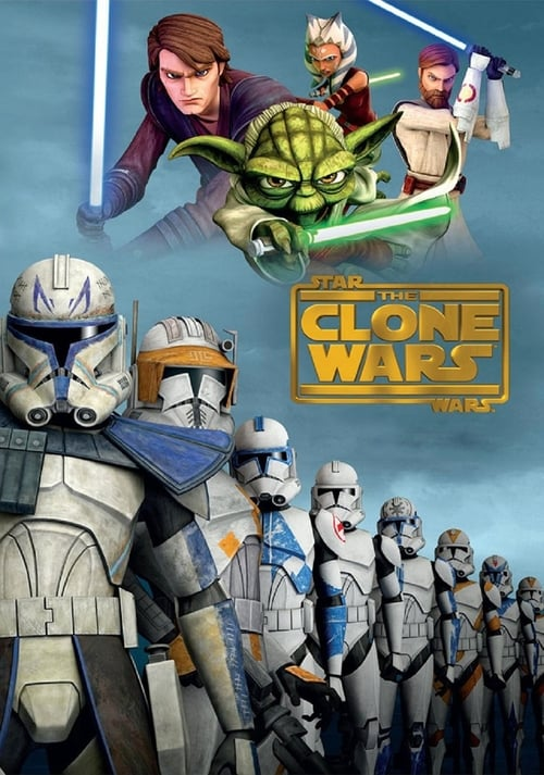 Cover zu Star Wars: The Clone Wars (Star Wars: The Clone Wars)