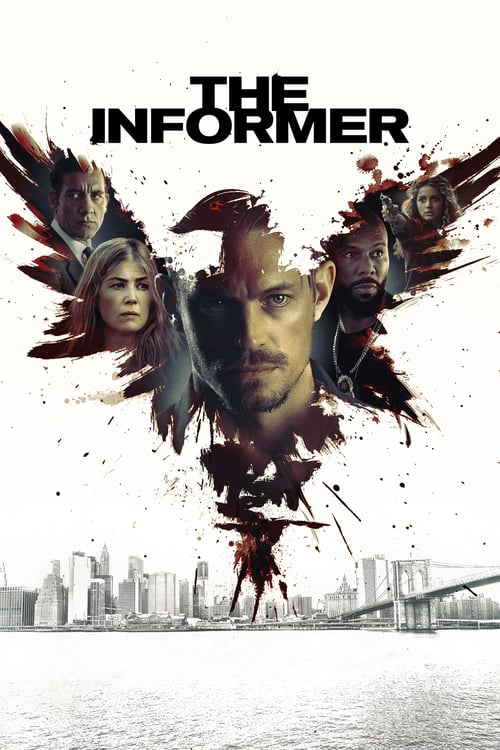 Cover zu The Informer (The Informer)