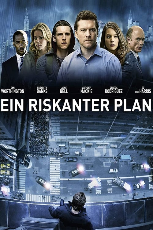 Cover zu Ein riskanter Plan (Man on a Ledge)