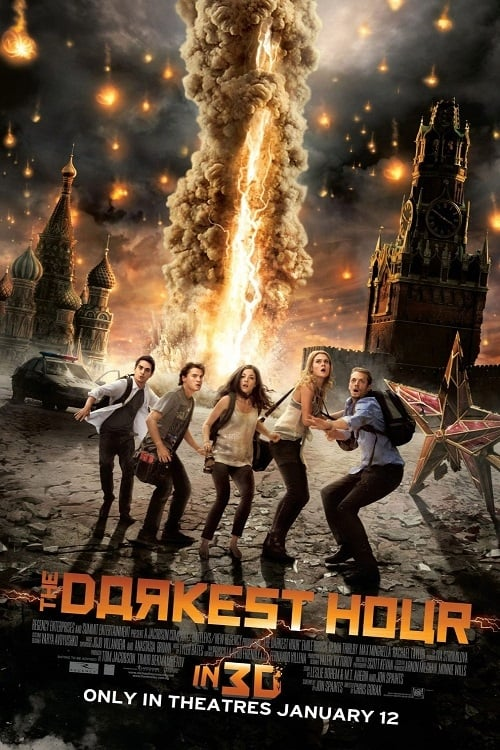 Cover zu Darkest Hour (The Darkest Hour)