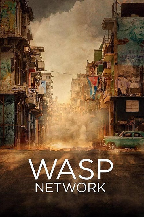 Cover zu Wasp Network (Wasp Network)