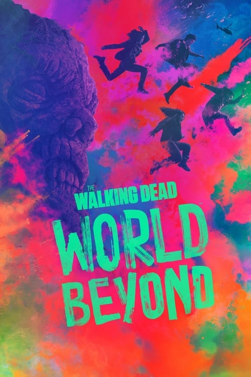 Cover zu The Walking Dead: World Beyond (The Walking Dead: World Beyond)