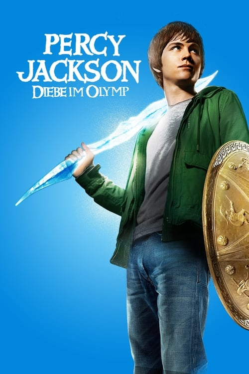 Cover zu Percy Jackson - Diebe im Olymp (Percy Jackson & the Olympians: The Lightning Thief)