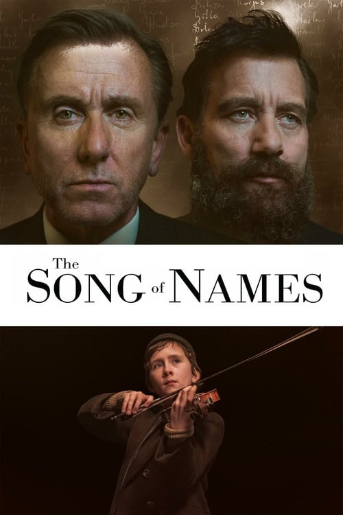 Cover zu The Song of Names (The Song of Names)
